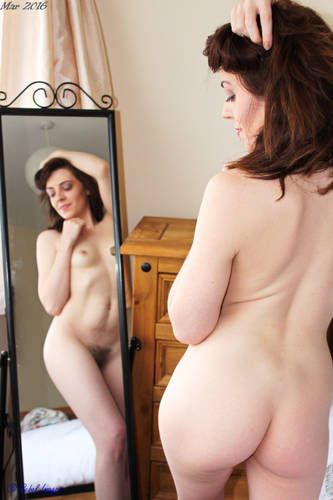 photographer RebelImages art nude modelling photo. mirrored.