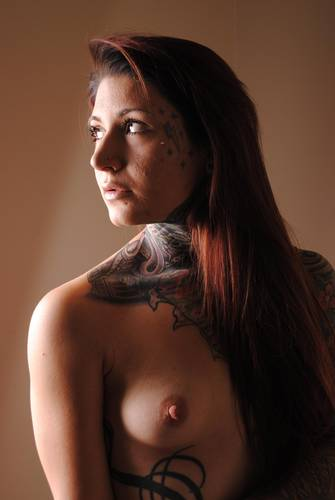 photographer jdbanks art nude modelling photo with Not on AdultFolio