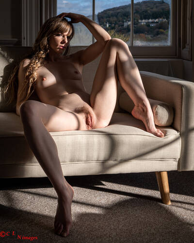 photographer BenBec79 open leg modelling photo with Not on AdultFolio