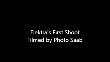 photographer Photosaab pov hard modelling photo with @Elektra